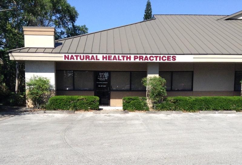 Port Orange Chiropractic Office Building
